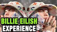 Billie Eilish Experience Behind The Scenes