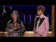 Billie Eilish Wins Record Of The Year - 2021 GRAMMY Awards Show Acceptance Speech