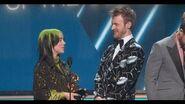 Billie Eilish Wins Song Of The Year 2020 GRAMMYs