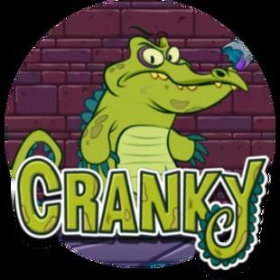 DEDSEC17 Cranky and Logo Circle