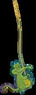 Swampy Swinging