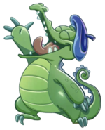 Swampy Singing