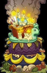 WMW Birthday Cake