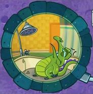 Swampy fail