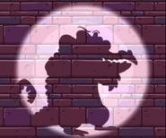 Cranky Spotlight on Wall (Cranky Challange)