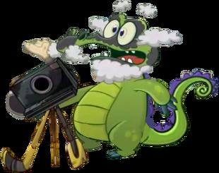 Swampy Camera 2