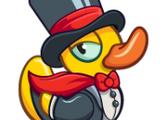 Swampy Mystery Duck