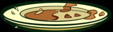 Cranky dinner plate (1)