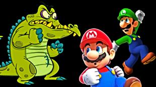 DEDSEC17 Cranky vs Mario Bros