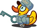 Locksmith Duck