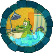 WMW2 Room with Swampy Complete 4
