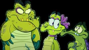 DEDSEC17 It's okay Swampy!!!