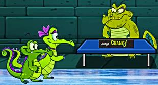 DEDSEC17 Swampy & Allie figureskating