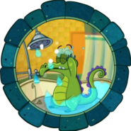 WMW2 Room with Swampy Complete 1