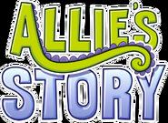 Allie's Story Logo