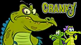 Cranky poster