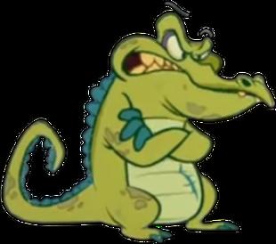 Cranky Gator 2