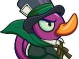 Cranky Mystery Duck