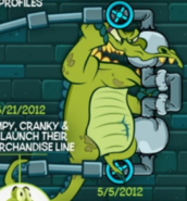 Cranky Chewing Pipe