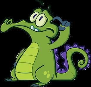 Swampy Hint