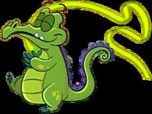 DEDSEC17 Swampy Ribbion Dance