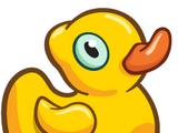 Swampy Mega Duck