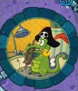 WMW2 Room with Swampy Idle Pirate