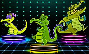 DEDSEC17 Swampy Allie & Cranky DANCE PARTY
