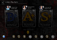 Colection Play Rank
