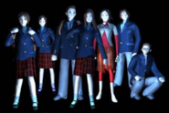 WhiteDay Ghost School-Cast