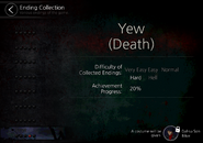 Ending Collection (Choose the Each Ending types )