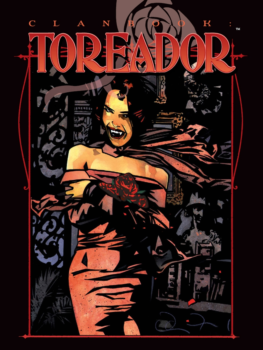 Clanbook: Toreador Revised
