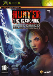 Hunter The Reckoning - Redeemer cover XBOX EUR.jpg