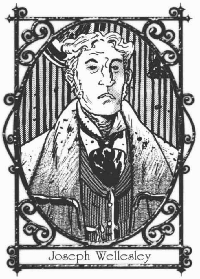 Joseph Wellesley