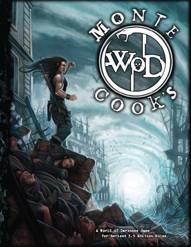 Monte Cook's World of Darkness Rulebook