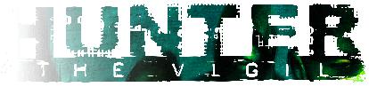 Hunter: The Vigil logo