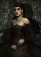 Lasombra woman