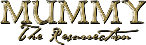 Mummy: The Resurrection logo