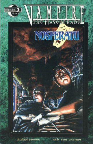 Graphic Novel: Nosferatu