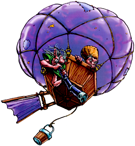 Aether Balloon