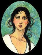 Isouda de Blaise portrait