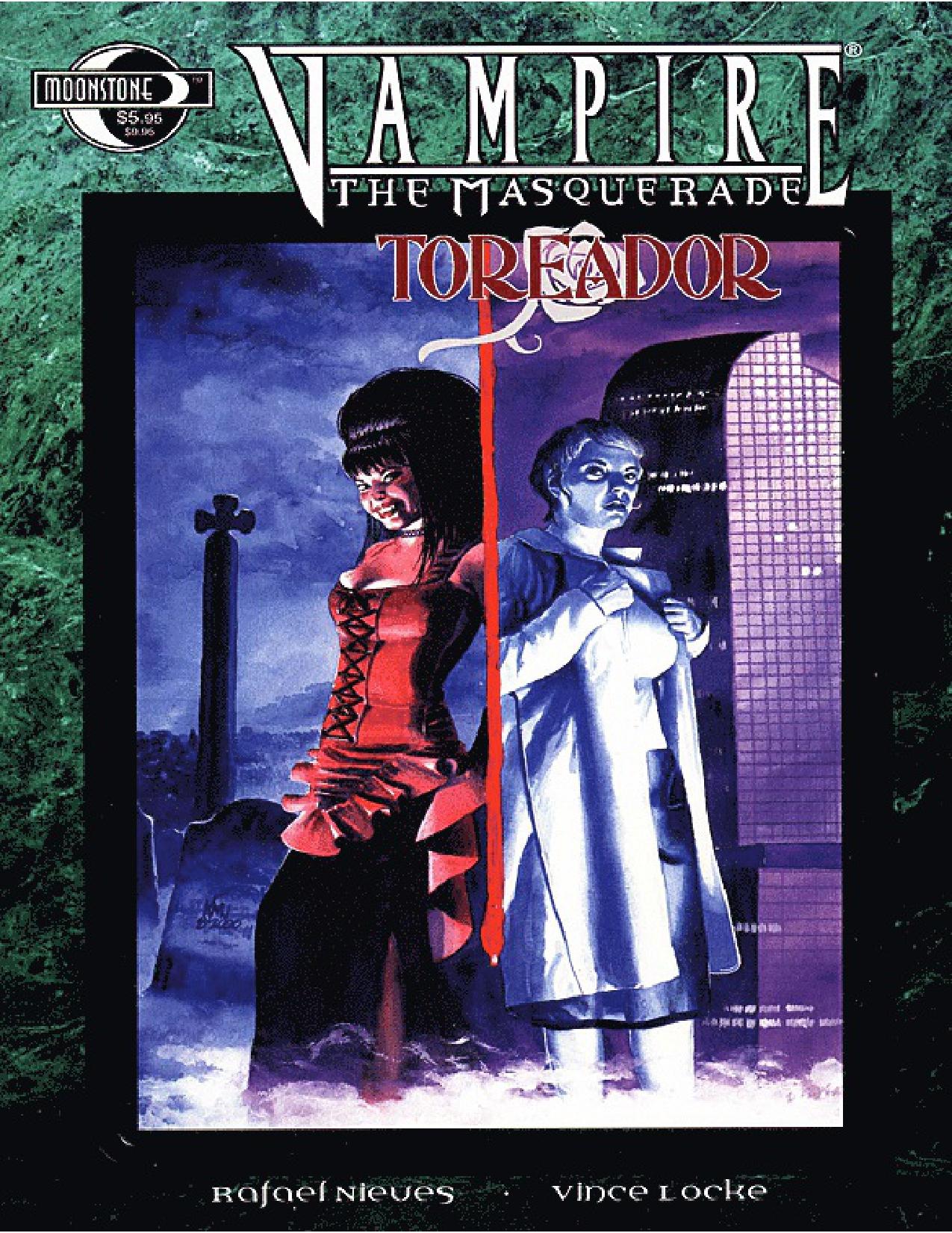 Vampire the Masquerade: Toreador