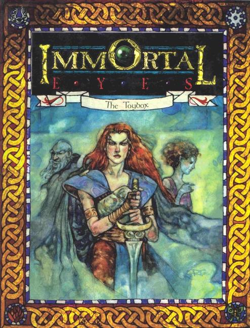 Immortal Eyes Trilogy