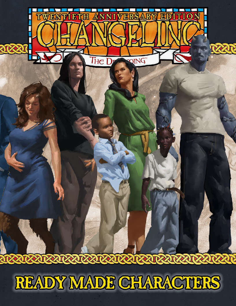 C20 Ready Made Characters