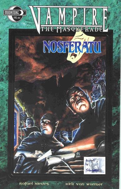 Vampire the Masquerade: Nosferatu