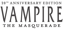 Vampiro La Mascarada Edición 20 Aniversario logotipo.png