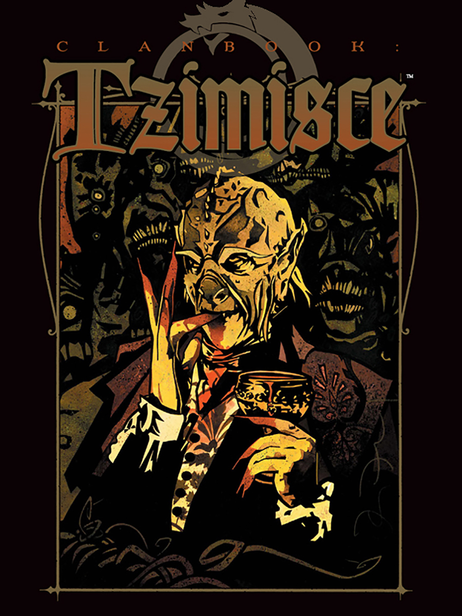 Clanbook: Tzimisce Revised