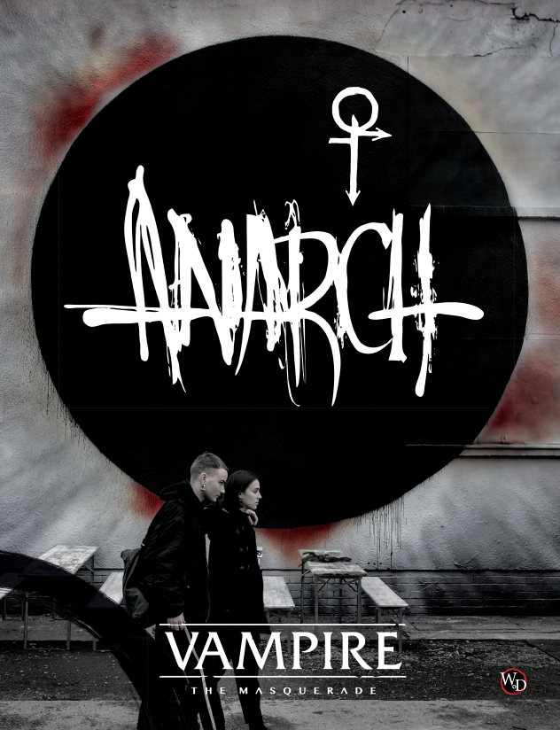 Anarch (book)