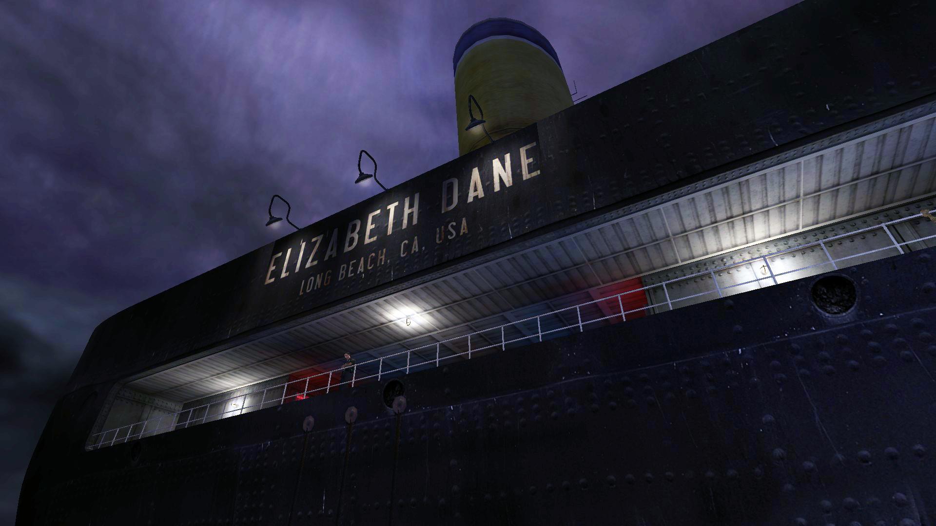 NZ Elizabeth Dane