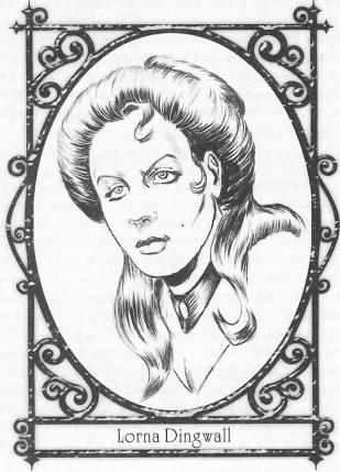 Lorna Dingwall
